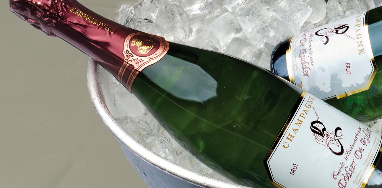 Traiteur De Rudder - champagne