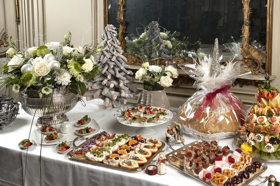 Traiteurderudder - Broodjes en hapjes