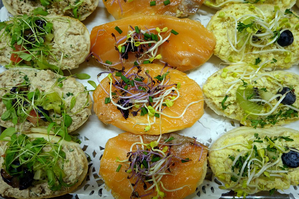 Traiteur De Rudder - Broodjes10